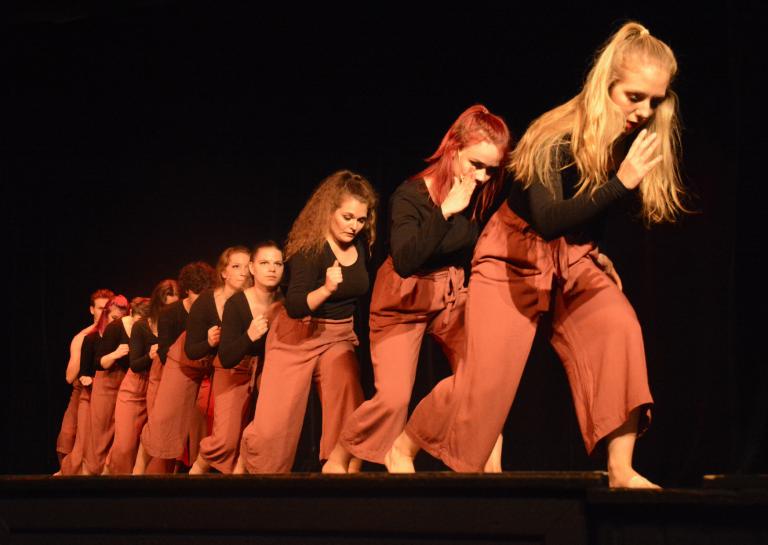 Ausbildung an der StageArt Musical School